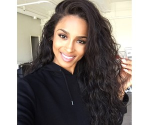 ciara and hair image
