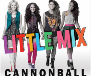 little mix and cannonball image