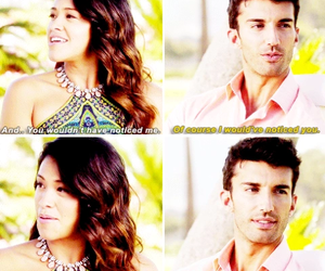 gina rodriguez, jane the virgin, and rafael solano image