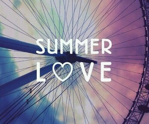 summer, love, and wallpaper image