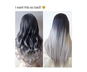 hair and grey image