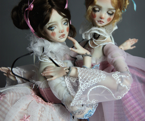 bjd, dolls, and ooak image
