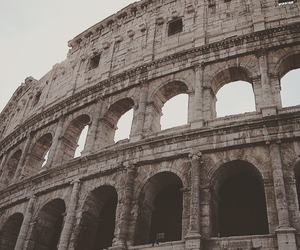 colosseum, old, and roma image