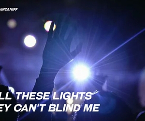 lights, one direction, and drag me down image