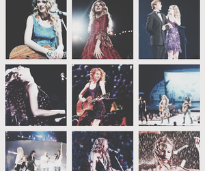 Taylor Swift and fearless tour image