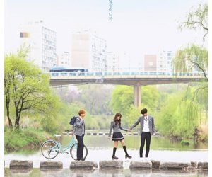 school 2015 and kdrama image