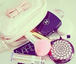 chanel, nars, and make up image