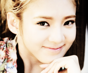 hyoyeon, girls generation, and snsd image