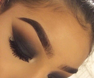 amazing, eyebrow, and perfect image