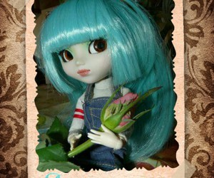 doll, poupee, and pullip image