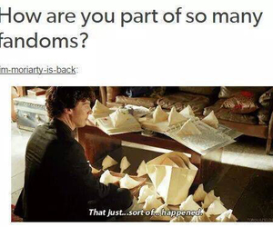 band, fandom, and funny image