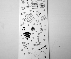 always, bookmark, and doodles image