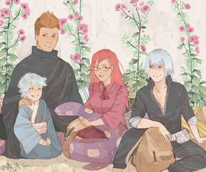 naruto, karin, and taka image