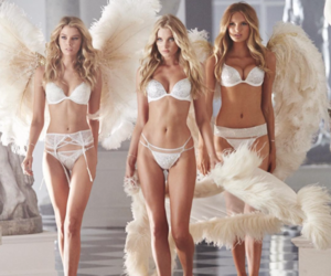 model, angel, and Victoria's Secret image