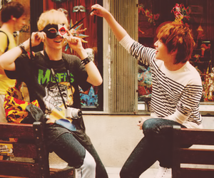 key, misfits, and Onew image