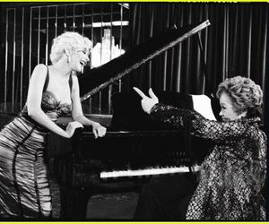 christina aguilera and etta james image