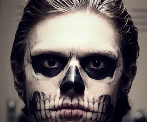 grunge, american horror story, and evan peters image