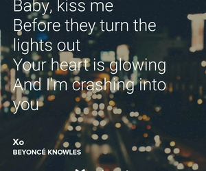 hipster, Lyrics, and xo image