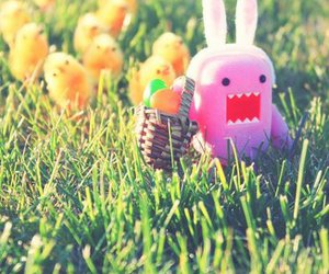 easter, Chick, and domo image