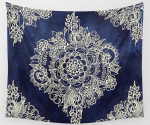 tapestry and mandala image