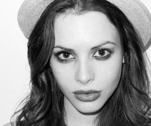 black and white, charlotte kemp muhl, and girl image