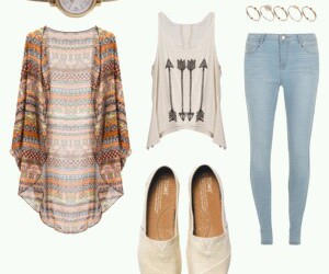 cardigan, stylish, and outfit image
