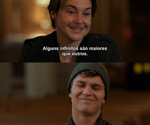 filme, frase, and infinito image