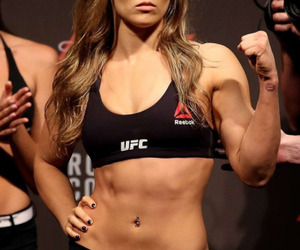 ronda rousey, mma, and UFC image