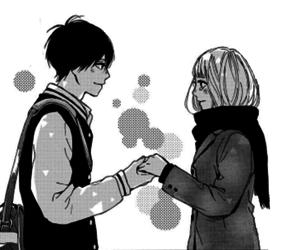 anime, anime couple, and boy manga image