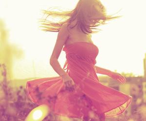 girl and dress image