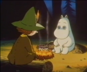 finland, snufkin, and tove jansson image