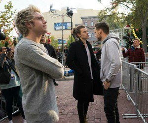 liam payne, Harry Styles, and niall horan image