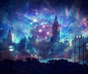 Dream and london image