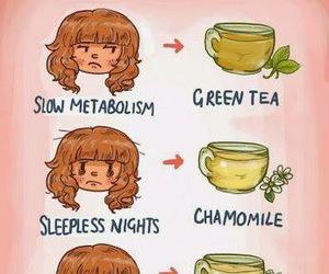 tea, health, and healthy image