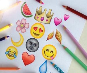 emoji, art, and drawing image