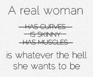 quotes, woman, and skinny image