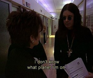 Ozzy Osbourne, quotes, and ozzy image