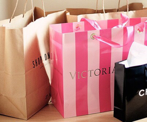 chanel, Victoria's Secret, and shop image