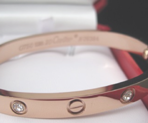 cartier, bracelet, and fashion image