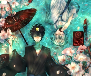 Reborn and hibari kyoya image
