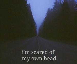 sad and scared image