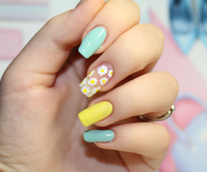 beautiful, nails, and tutorial image