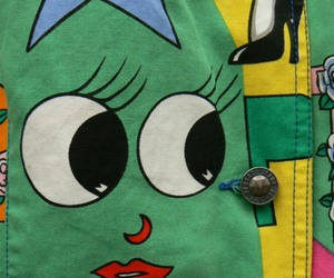 art, betty boop, and fashion image