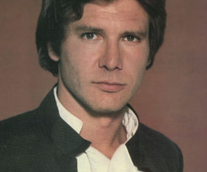 crush, han solo, and harrison ford image