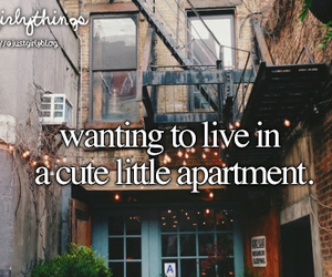apartment, cute, and little image