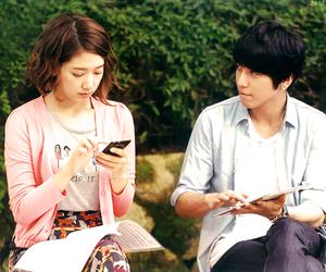 couple, kmusic, and jung yong hwa image