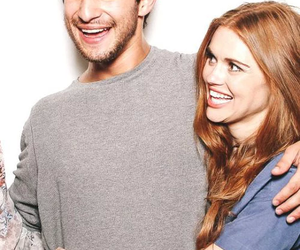 friendship, tyler posey, and teen wolf image