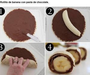 food, diy, and banana image