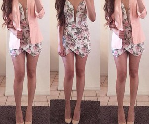 summer dresses, summer style, and cute style image