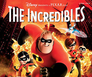 movie, The Incredibles, and los increibles image